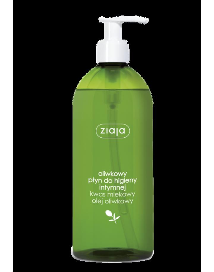 Oliwkowy płyn do higieny intymnej 500ml