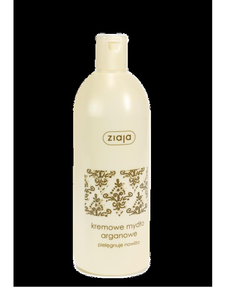 Kremowe mydło do ciała arganowe 500ml