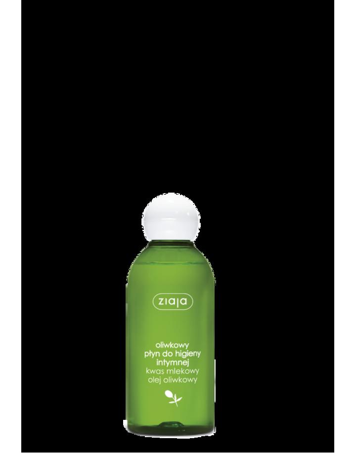 Oliwkowy płyn do higieny intymnej  200ml