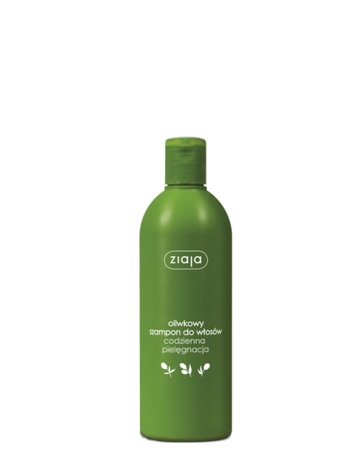 Oliwkowy szampon odżywczy 400ml