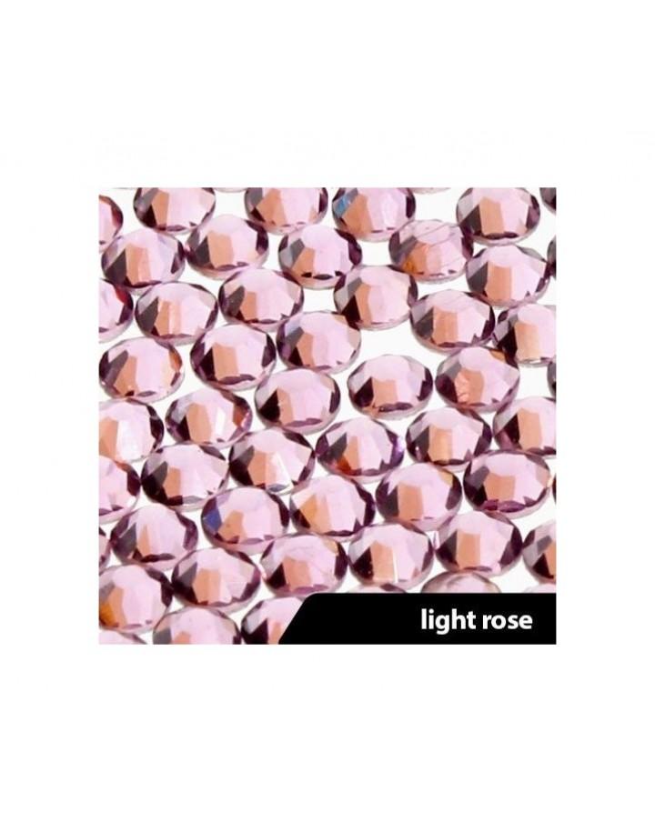 CYRKONIE SS4(1,5mm)  LIGHT ROSE 100 SZT.