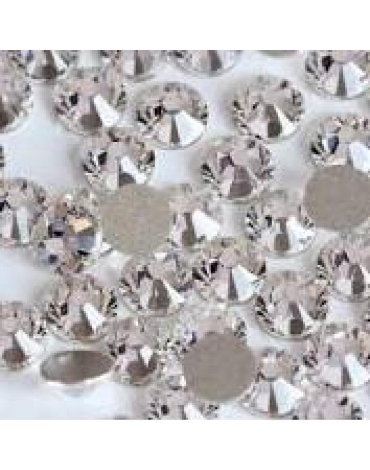 Cyrkonie srebrne SS4(1,5mm) 100 szt