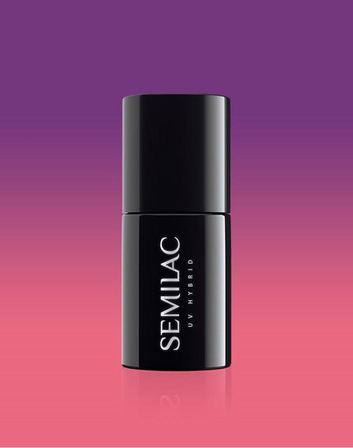 646 Semilac Thermal Purple&Pink