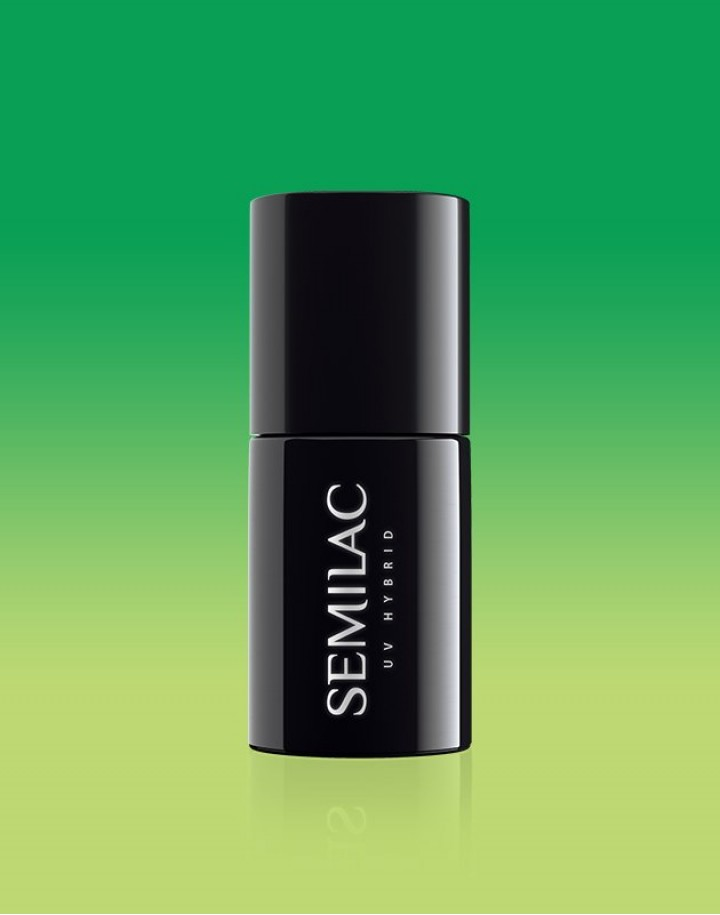 648 Semilac Thermal Green&Lime