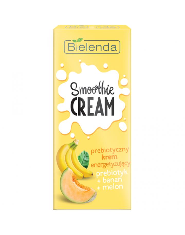 Krem energetyzujący Prebiotyk + Banan + Melon 50ml