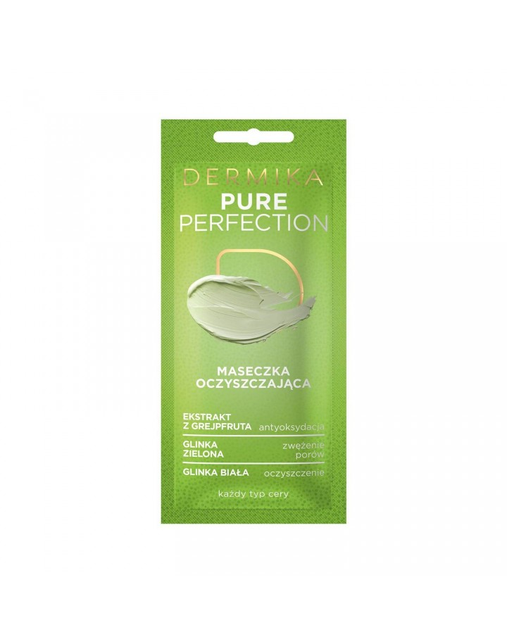 Pure Perfection- Maseczka Oczyszczająca