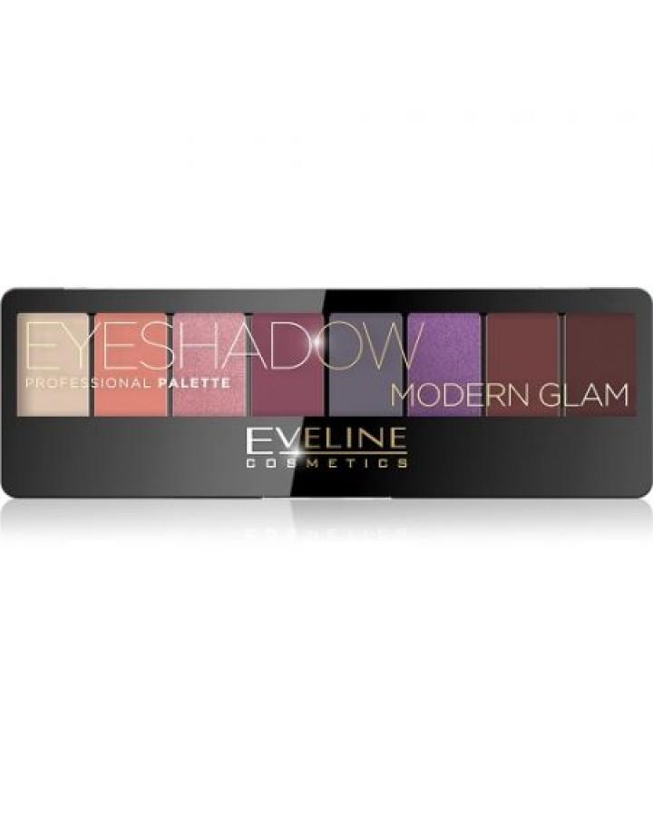Eyeshadow Professional paleta cieni do powiek 03 Modern Glam