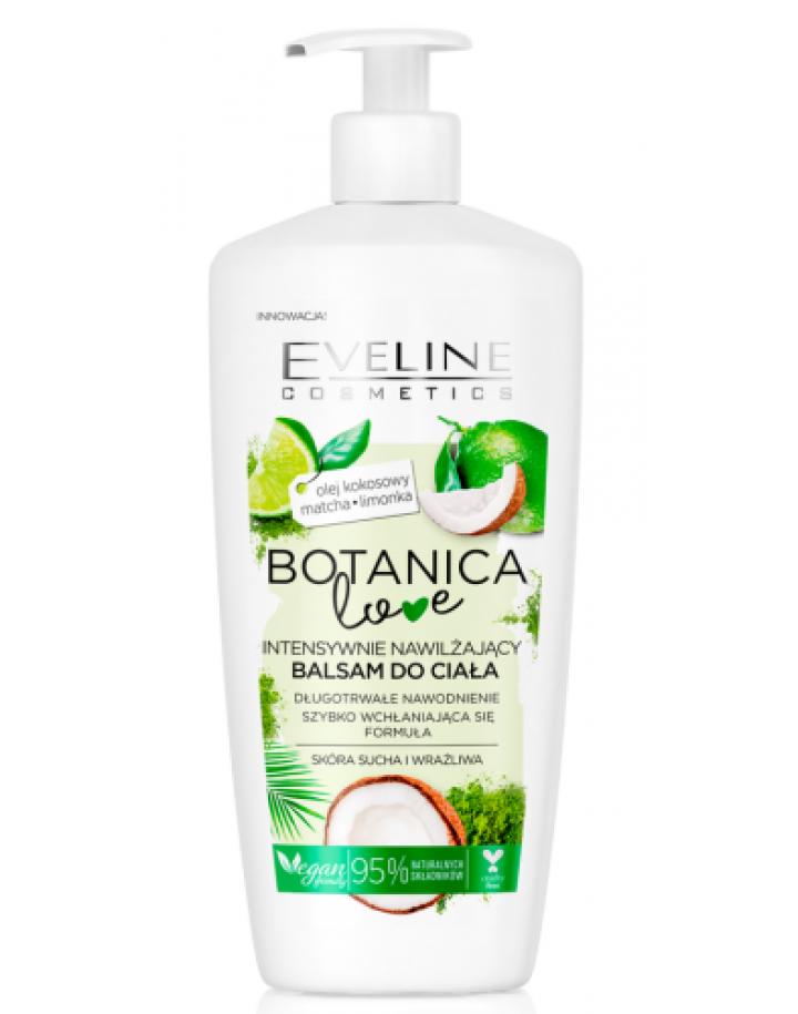 Intensywnie Nawilżający Balsam do ciała Botanica Love 350ml