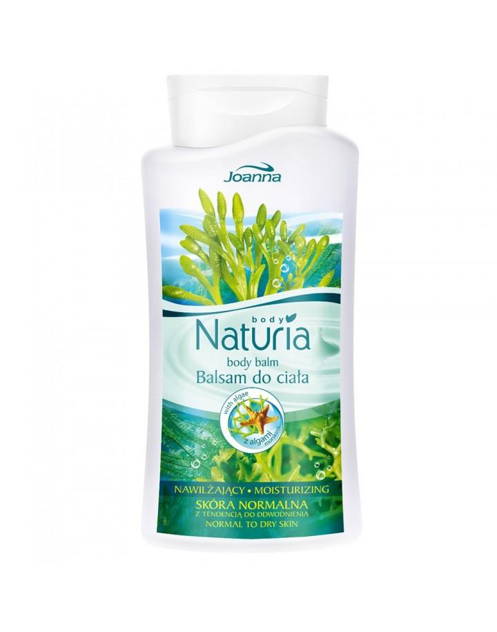 Balsam do ciała NATURIA Nawilżający z algami morskimi 500ML