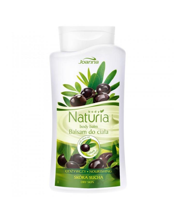 Balsam do ciała NATURIA Odżywczy z oliwą z oliwek 500g