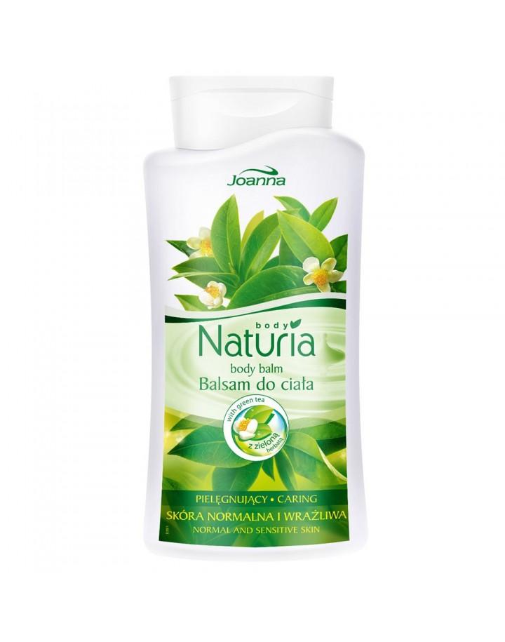 Balsam do ciała NATURIA Pielęgnujący z zieloną herbatą 500ML