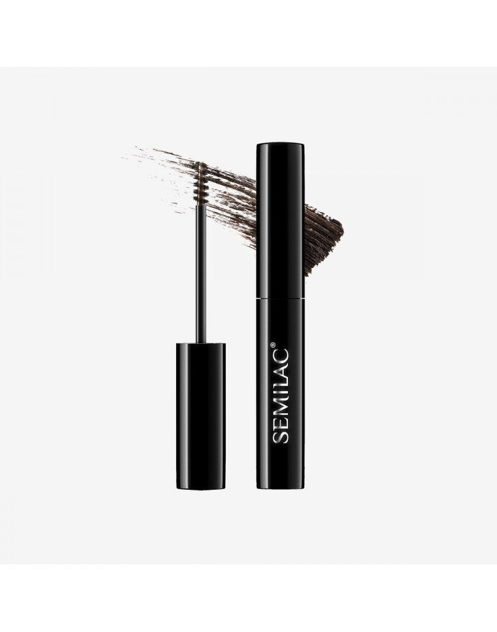 01 ŻELOWY TUSZ DO BRWI LADY BROWS 01 STONE GRAY