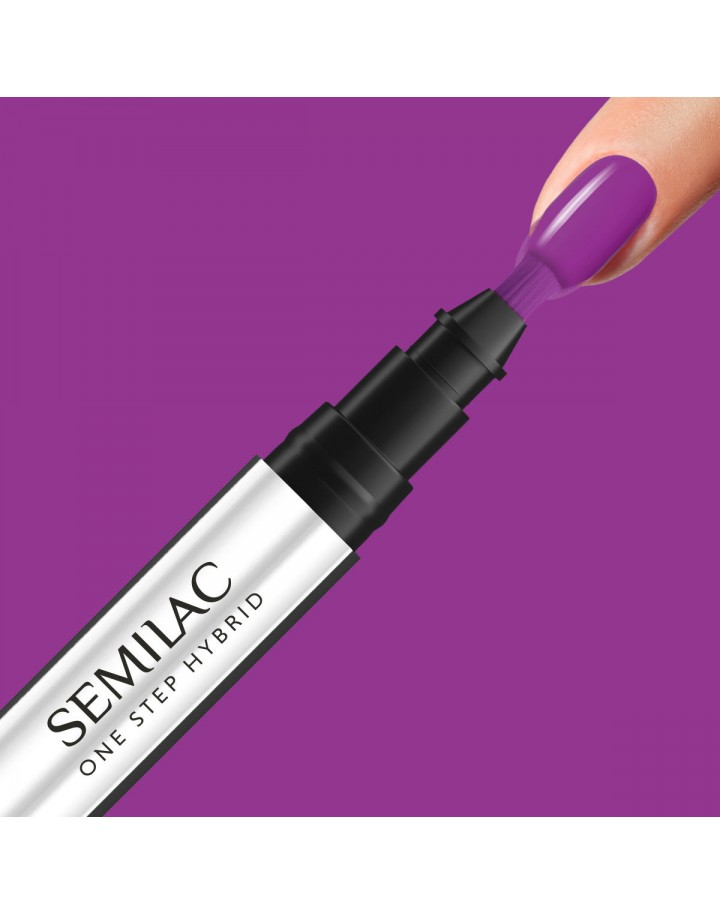 S760 ONE STEP HYBRID HYACINTH VIOLET 3ML SEMILAC