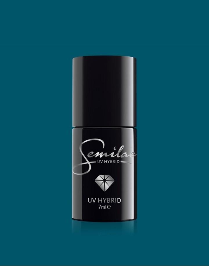 627 Semilac Sharm effect Turquoise