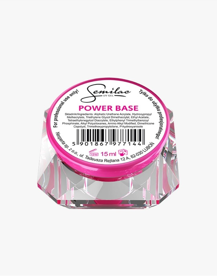 Semilac UV Gel Power Base 15ml